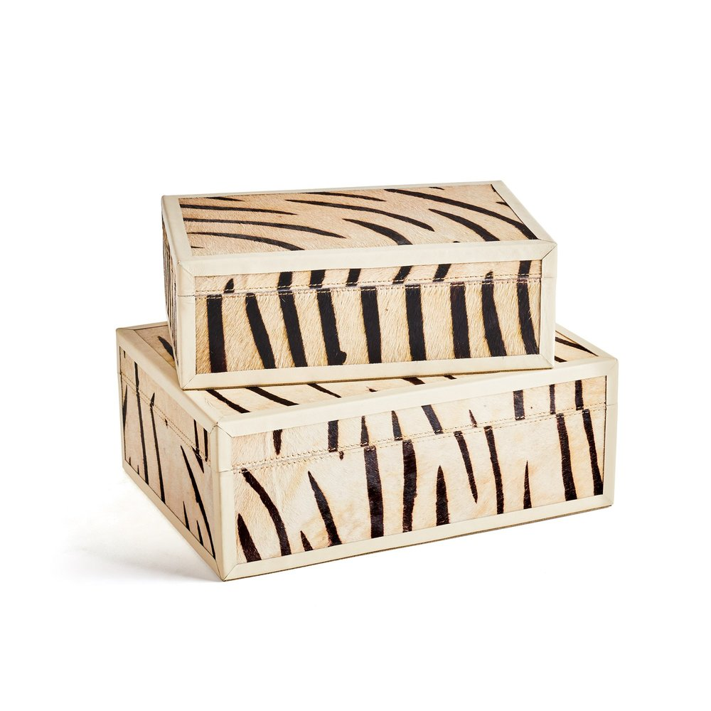 Go Home - Zebra Boxes, Set/2