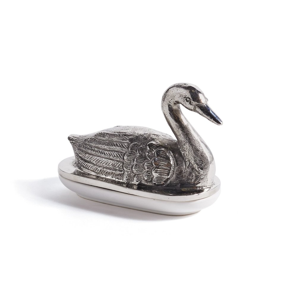 Go Home - Ducking Butter Dish