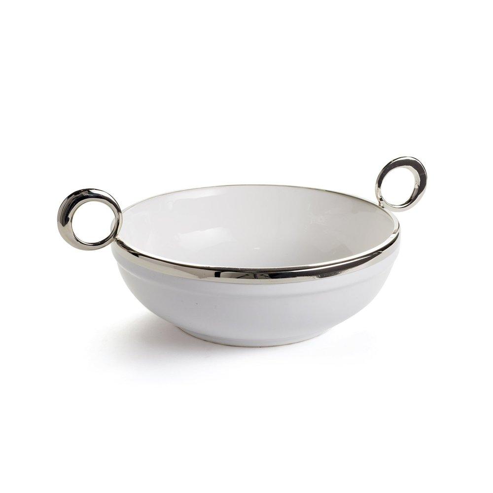 Go Home - Ruby Ceramic Bowl
