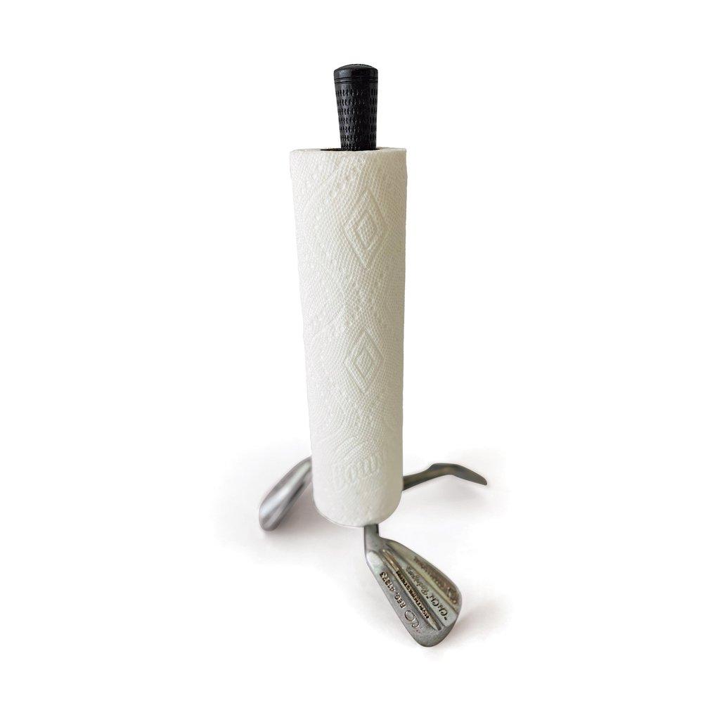 Go Home - Golf Club Paper Towel Holder