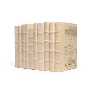 Thumbnail of Go Home - Linear Foot of Solid Ivory Books