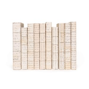 Thumbnail of Go Home - Linear Foot of Ivory Script Books