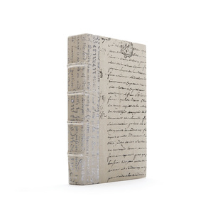 Thumbnail of Go Home - Linear Foot of Ivory Script Silver Leaf Books