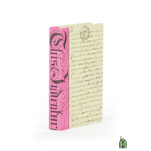Thumbnail of Go Home - Single Mod Pink Bold Script Book