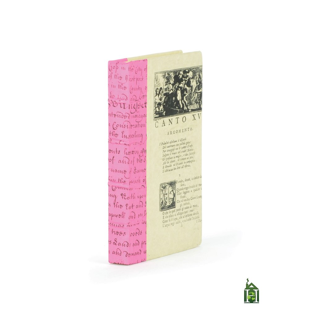 Go Home - Single Mod Pink Script Book