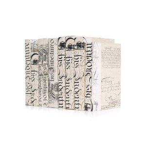 Thumbnail of Go Home - Linear Foot of Ivory Bold Spenserian Books