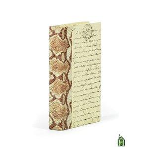 Thumbnail of Go Home - Single Python Brown Book