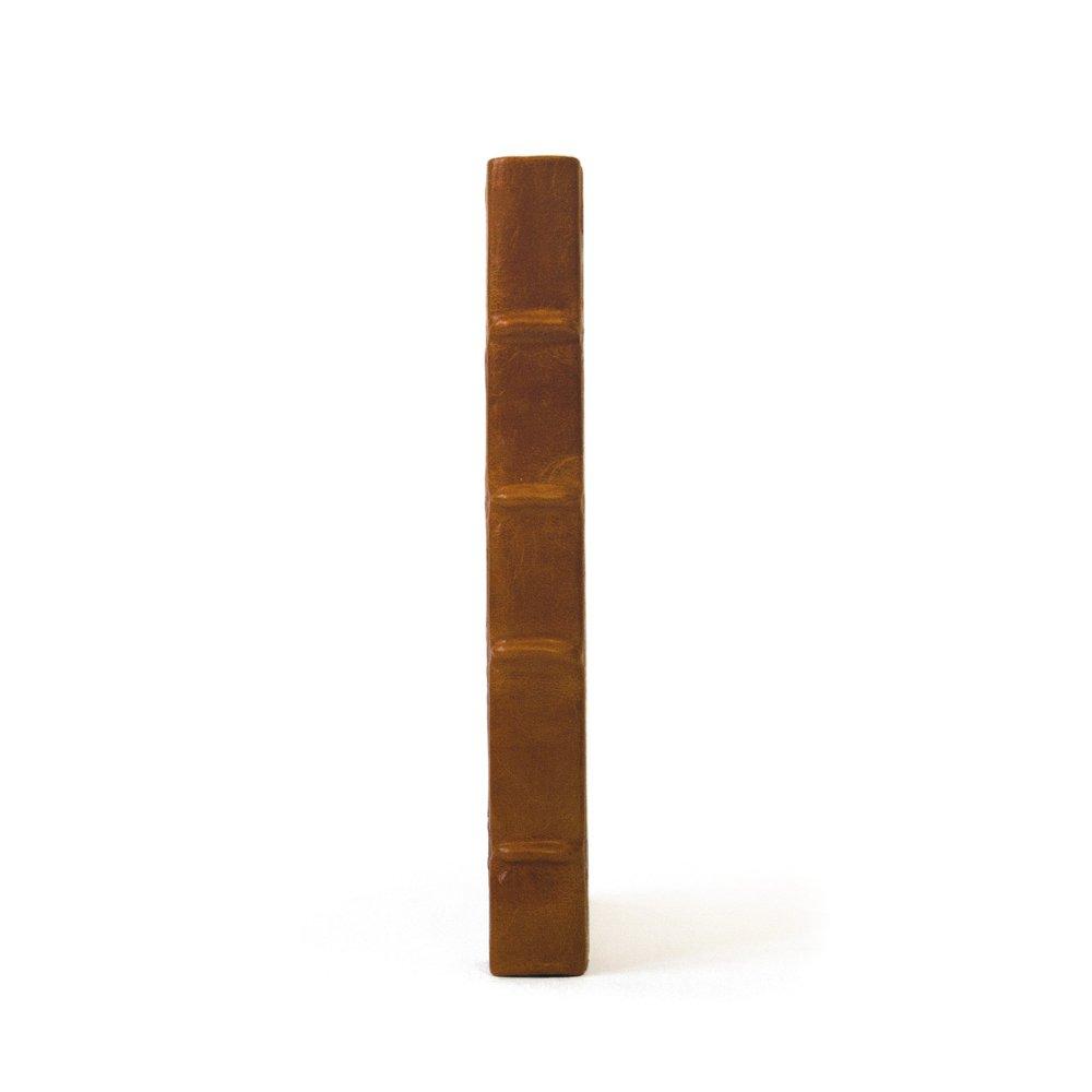 Go Home - Single Leather Buck Book