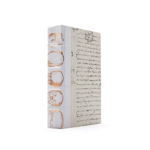 Thumbnail of Go Home - Linear Foot of Skulls White Copper Leaf Books