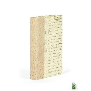 Thumbnail of Go Home - Single Ostrich Tan Book
