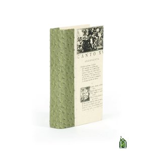 Thumbnail of Go Home - Single Ostrich Moss Book