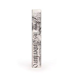 Thumbnail of Go Home - Single White Bold Spenserian Book