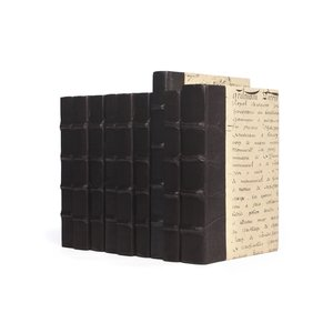 Thumbnail of Go Home - Linear Foot of Solid Black Books