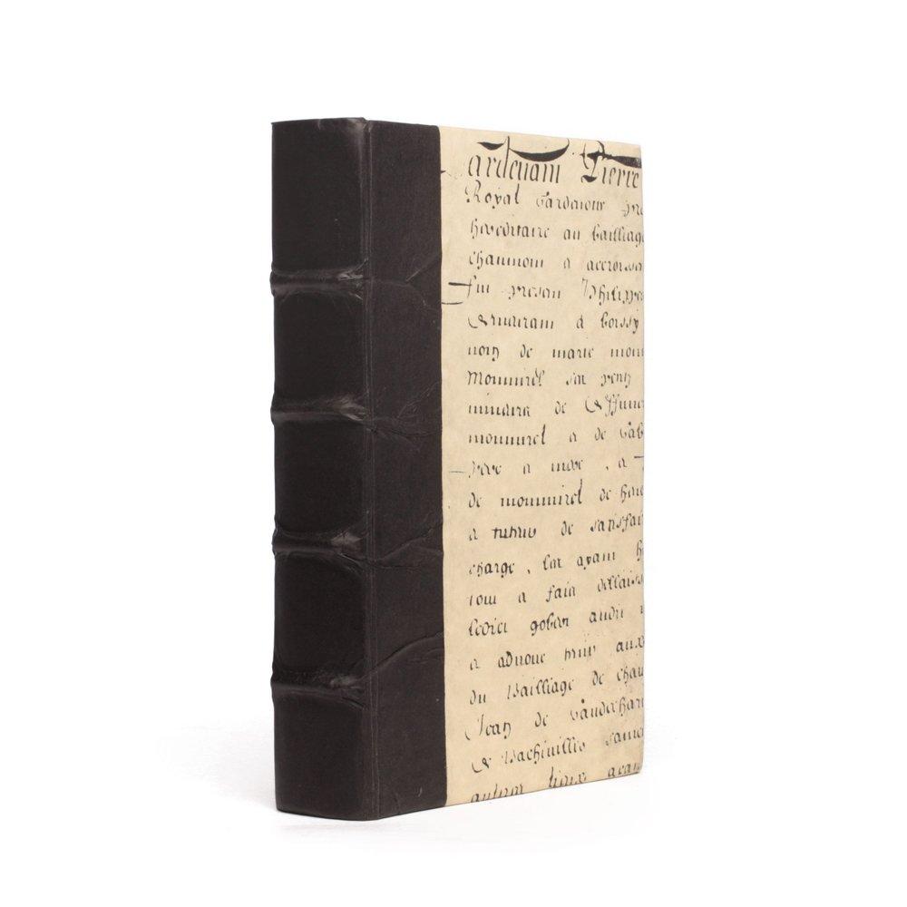 Go Home - Single Solid Black Book