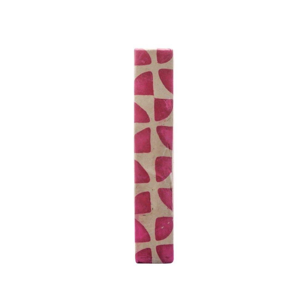 Go Home - Single Pinwheels Pink Book