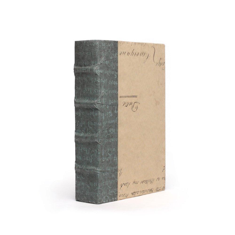 Go Home - Single Arctic Blue Book