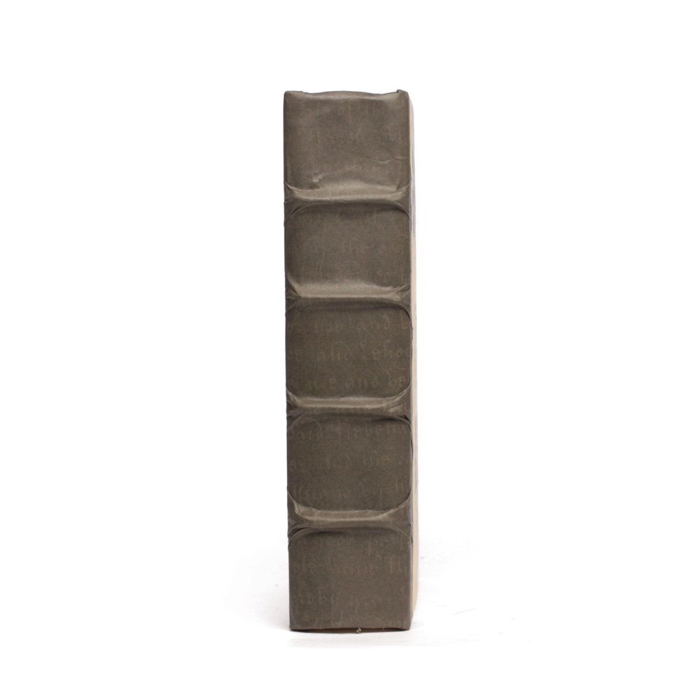 Go Home - Single Solid Carbon Book