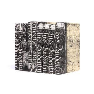 Thumbnail of Go Home - Linear Foot of Black Bold Spenserian Books
