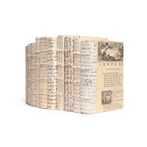 Thumbnail of Go Home - Linear Foot of Antique Vellum Script Books