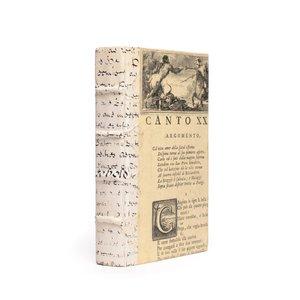 Thumbnail of Go Home - Single Antique Vellum Script Book