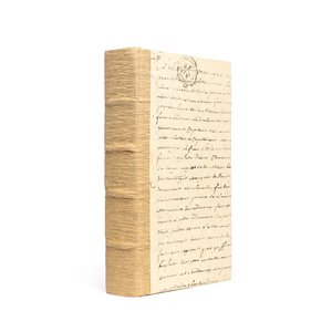 Thumbnail of Go Home - Single Solid Recycled Bark Book