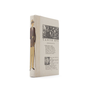 Thumbnail of Go Home - Linear Foot of Art Deco Man Books