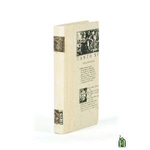 Thumbnail of Go Home - Single Ivory raised Titles Book