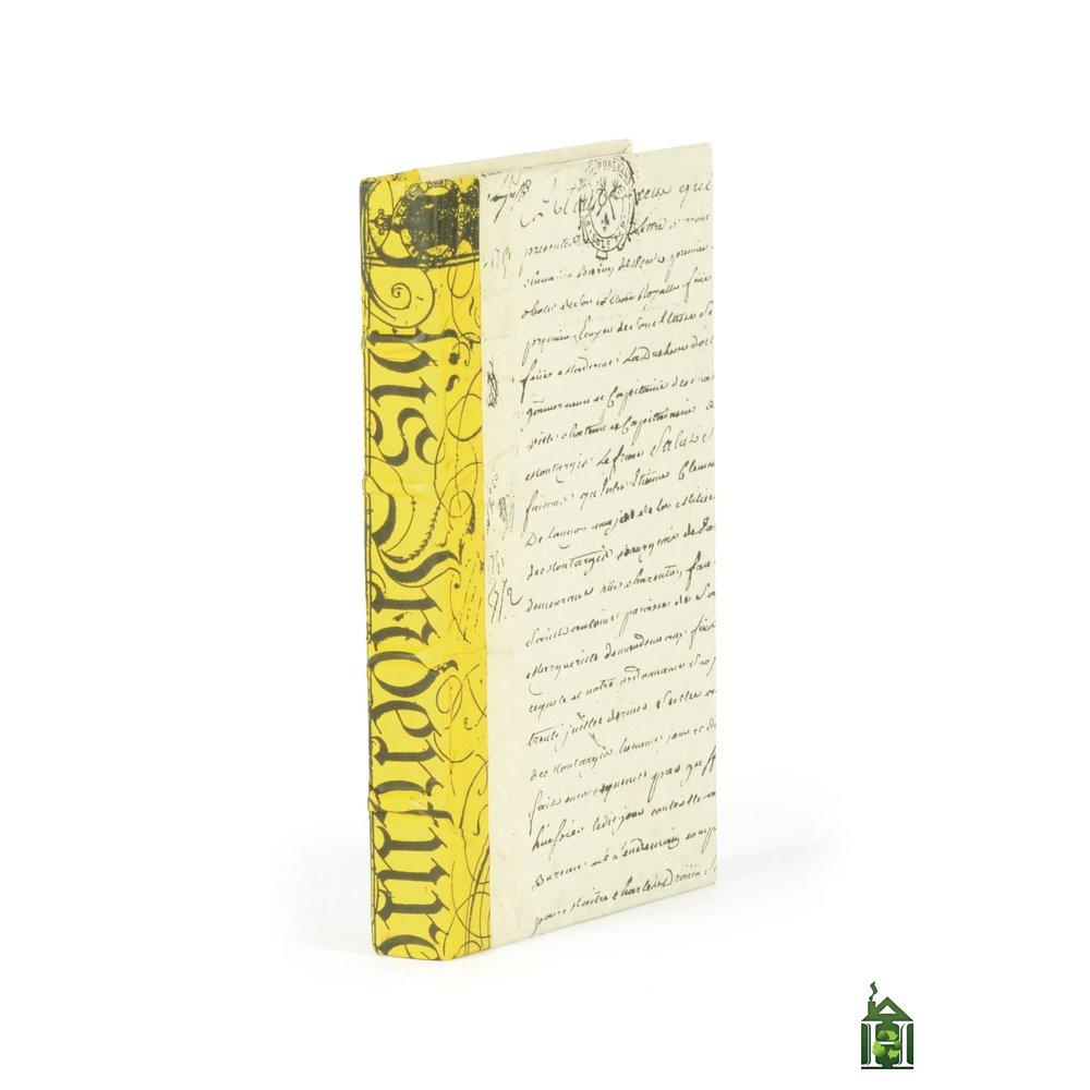 Go Home - Single BK Script Mod Yellow Book