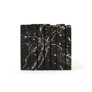 Thumbnail of Go Home - Linear Foot of Roar White on Black Books