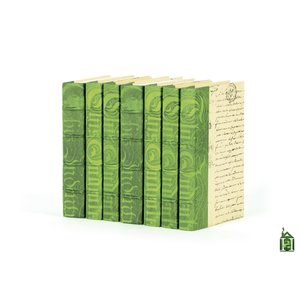 Thumbnail of Go Home - Linear Foot of Mod Moss Washed Books