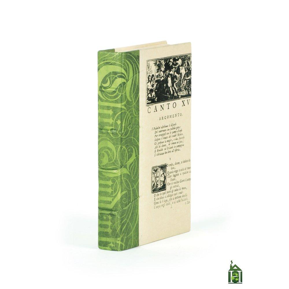 Go Home - Single Mod Moss Washed Book