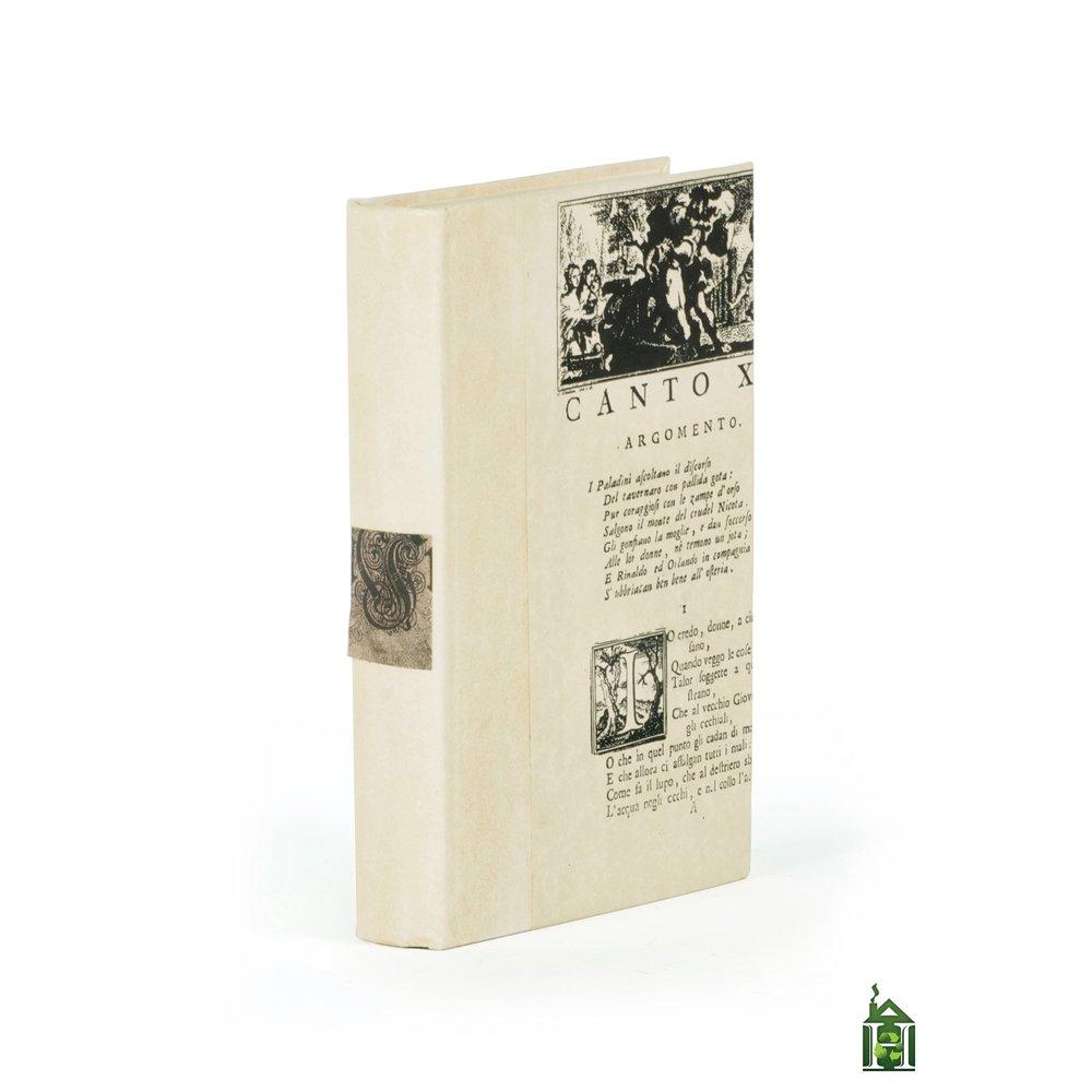 Go Home - Single Ivory Title Design Book