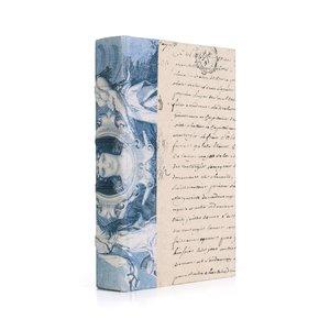 Thumbnail of Go Home - Single Blue European Beaux Arts Goddess Book