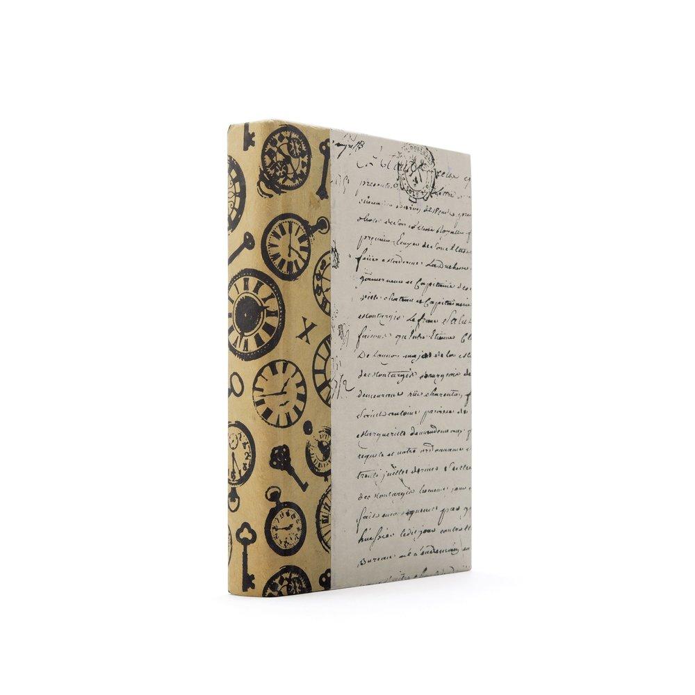 Go Home - Single Time Texture Sepia Book