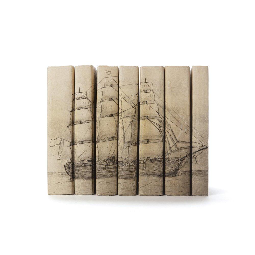 Go Home - Sailboat Books, Set/7