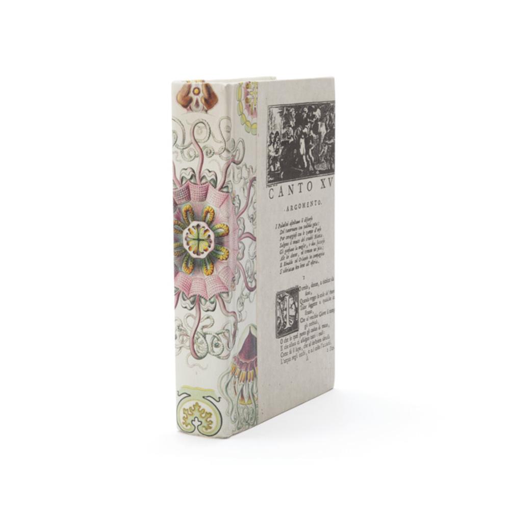 Go Home - Linear Foot of Rosebud Designer Books