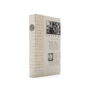 Thumbnail of Go Home - Single Greek Hero Ivory Book