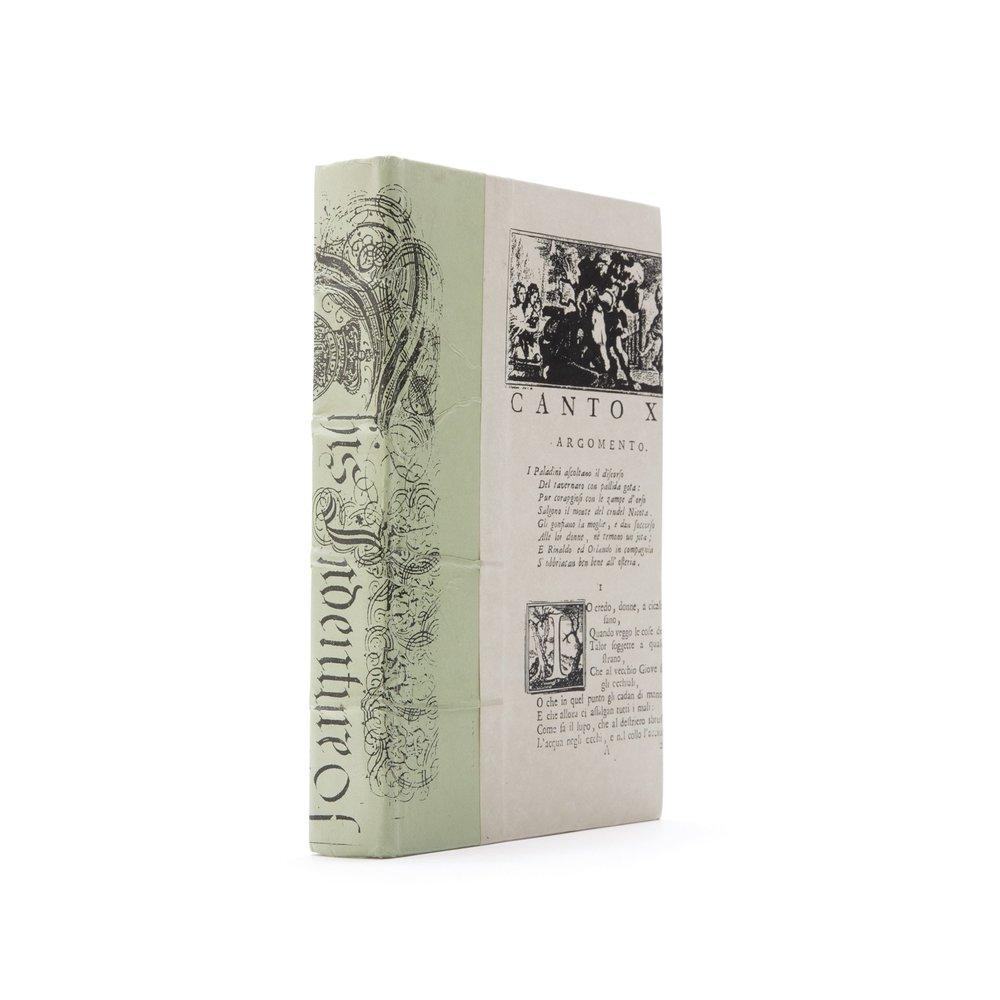 Go Home - Single Sage Bold Book