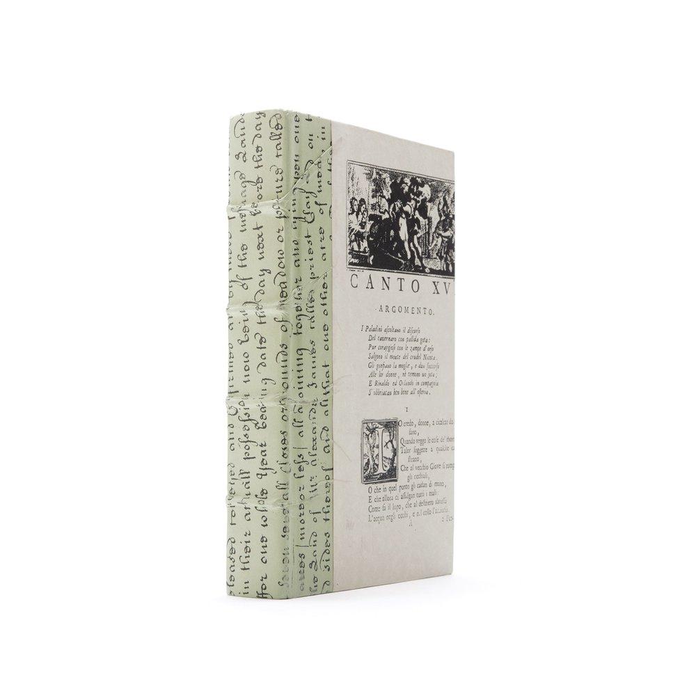 Go Home - Single Sage Script Book