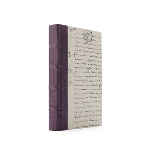 Thumbnail of Go Home - Linear Foot of Aubergine Script Books