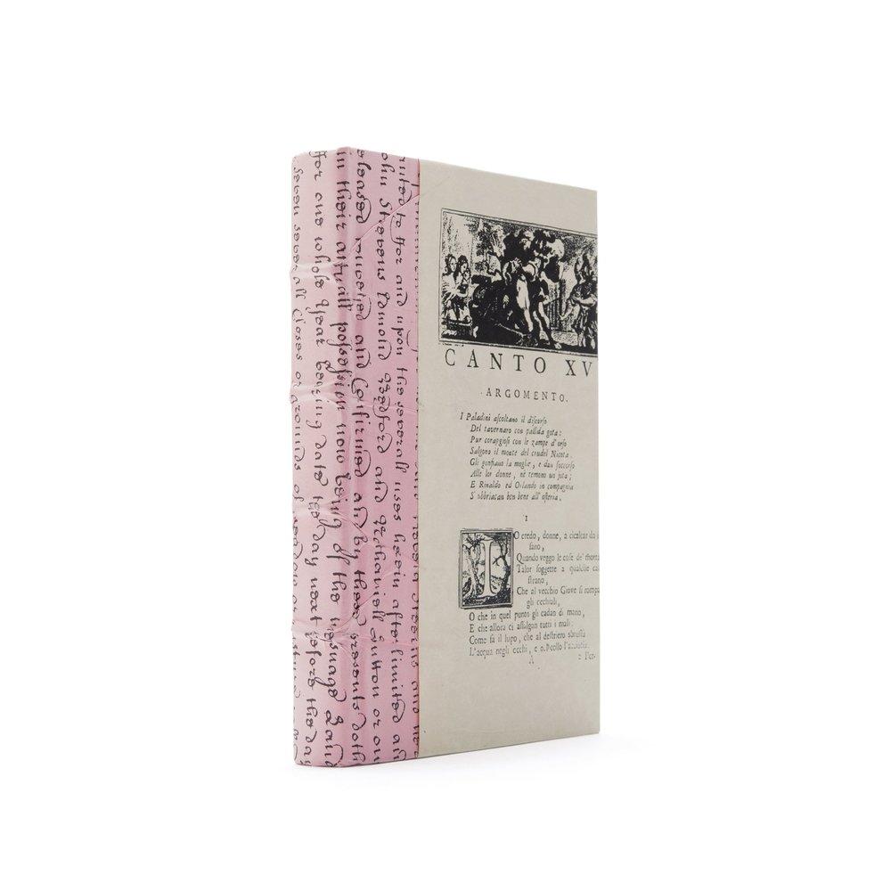 Go Home - Single Blossom Script Book