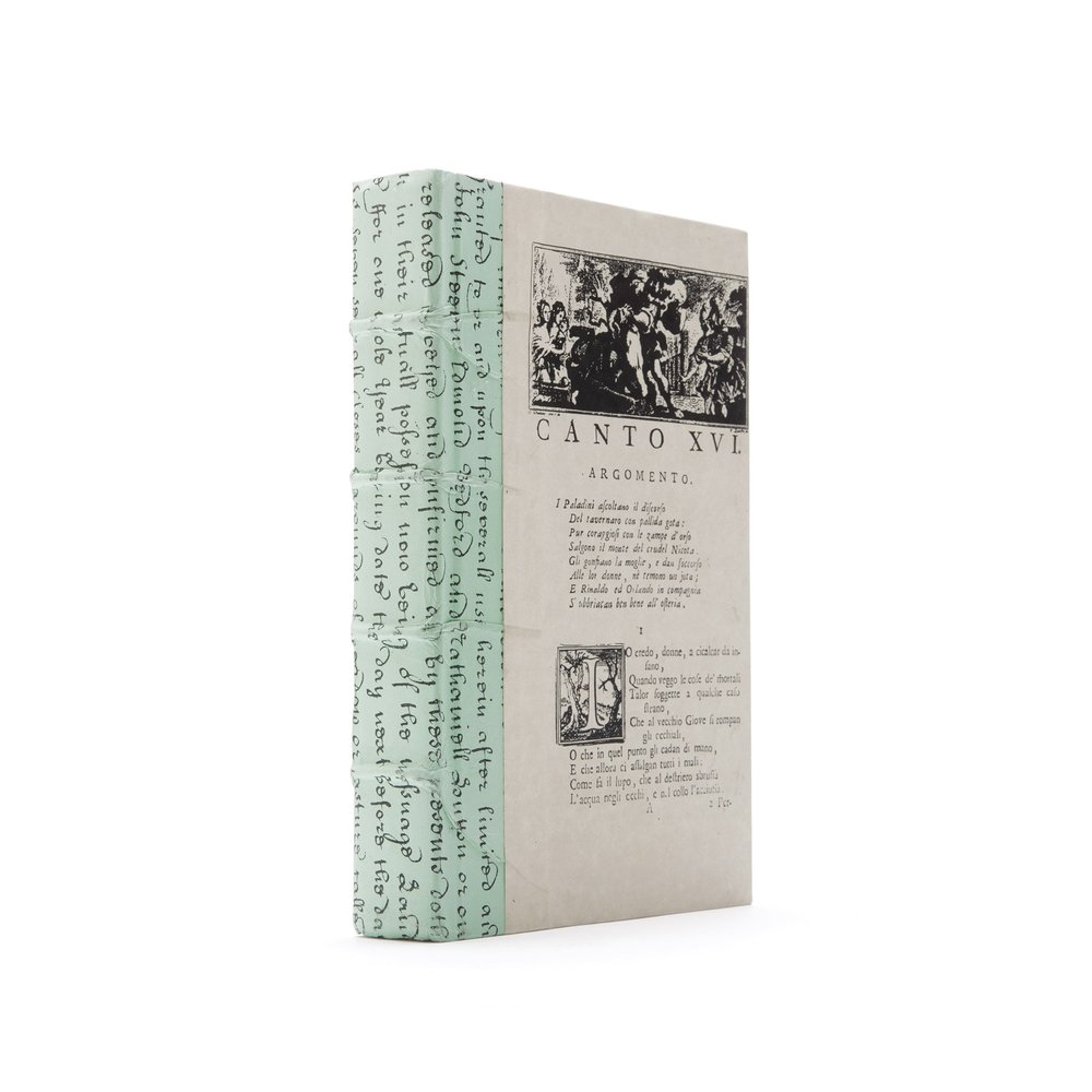 Go Home - Single Mint Script Book