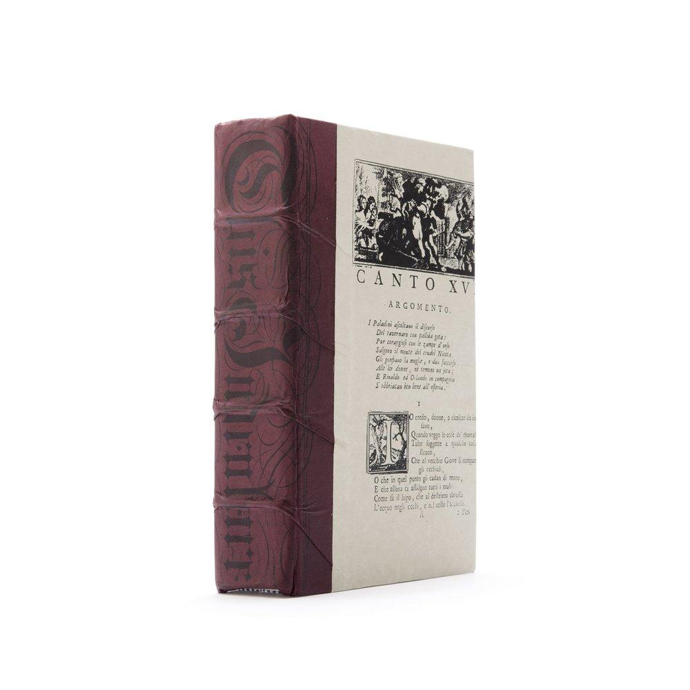 Go Home - Single Fig Bold Book