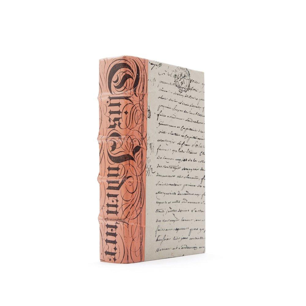Go Home - Single Coral Bold Book