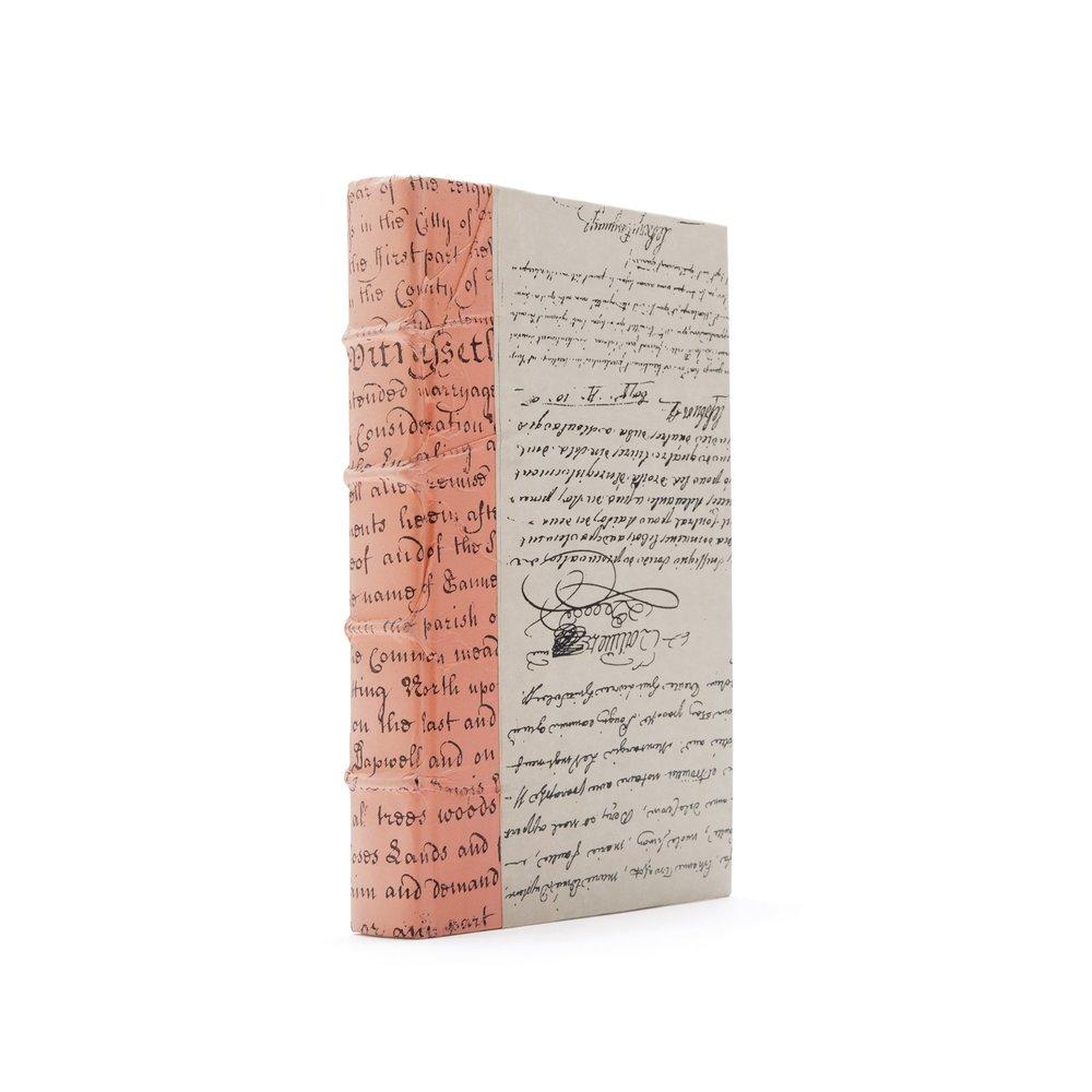 Go Home - Single Coral Script Book