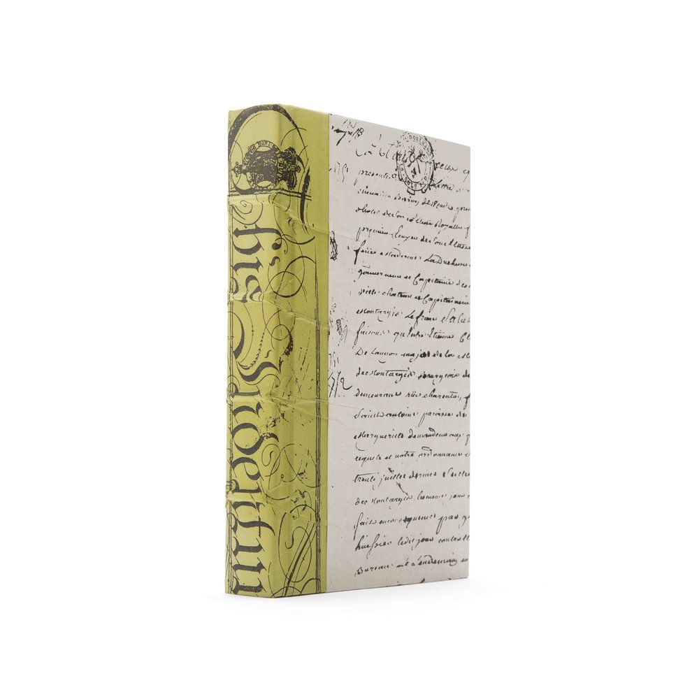 Go Home - Single Chartreuse Bold Book
