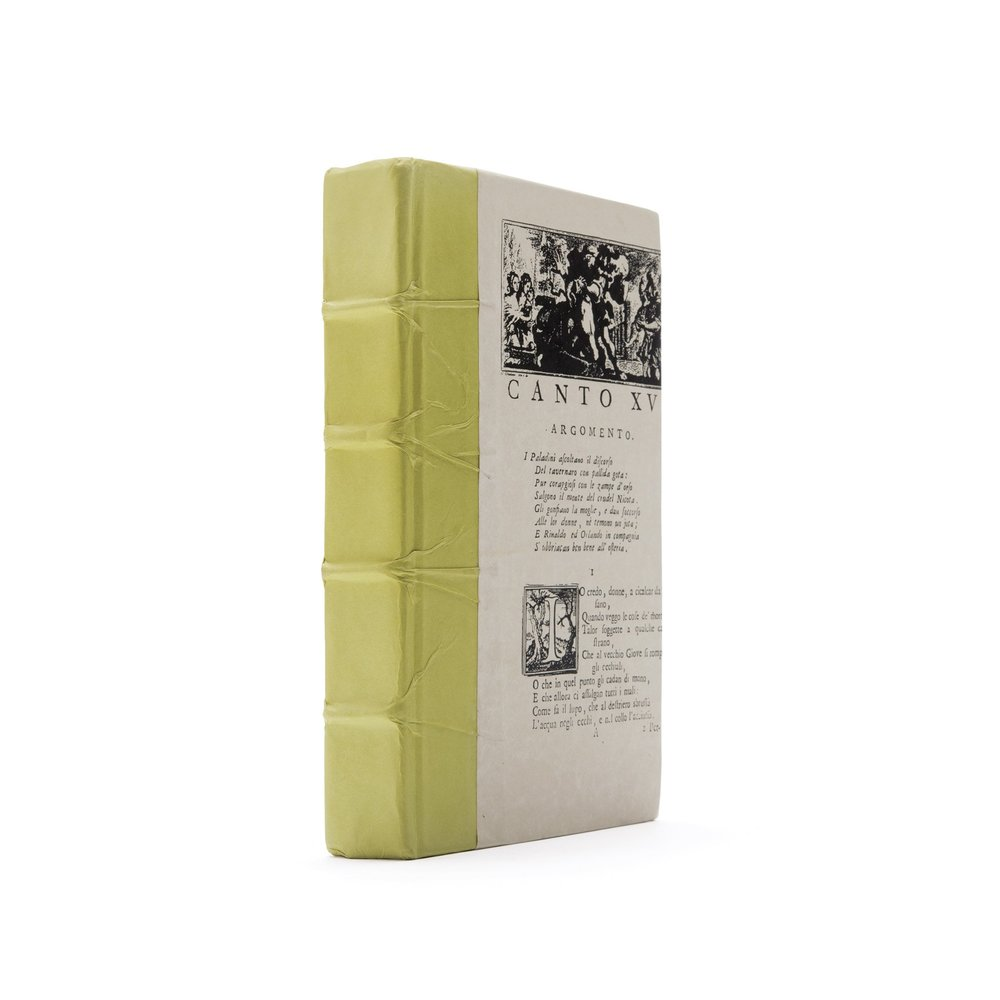 Go Home - Single Chartreuse Book