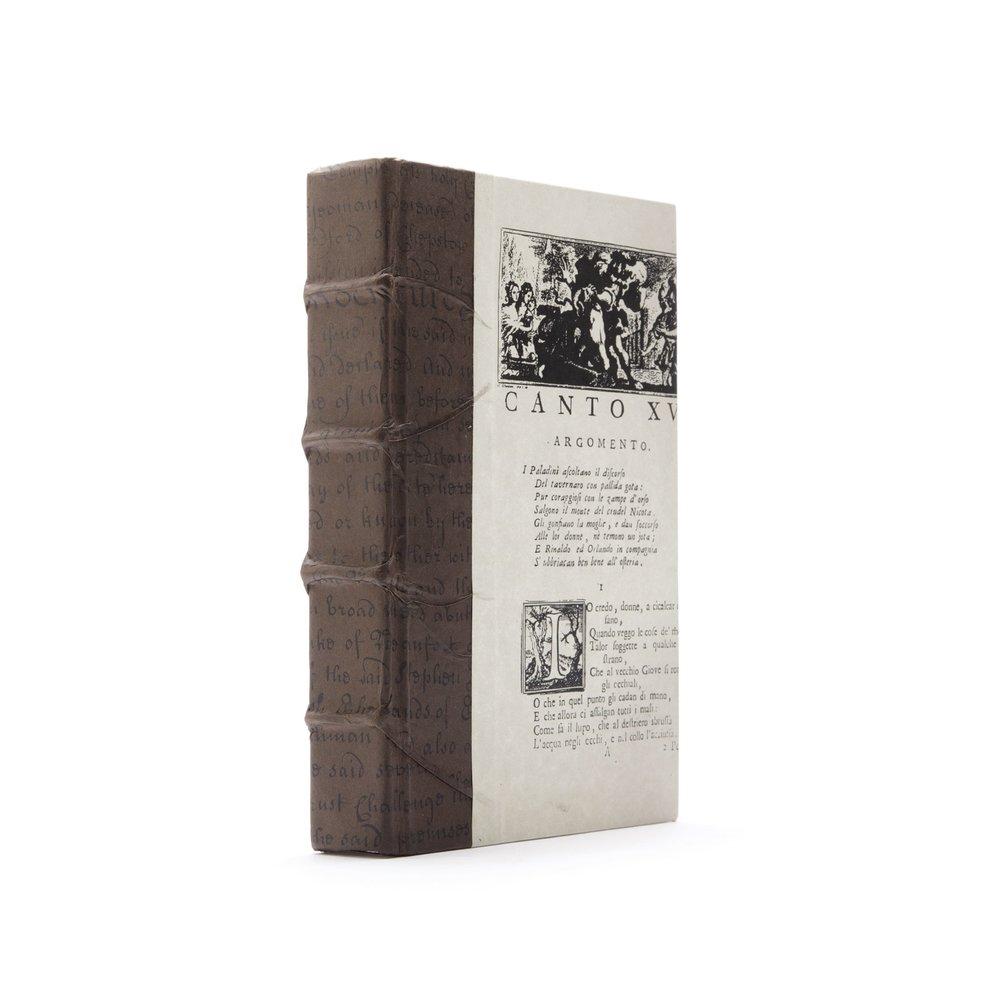 Go Home - Single Chocolate Script Book
