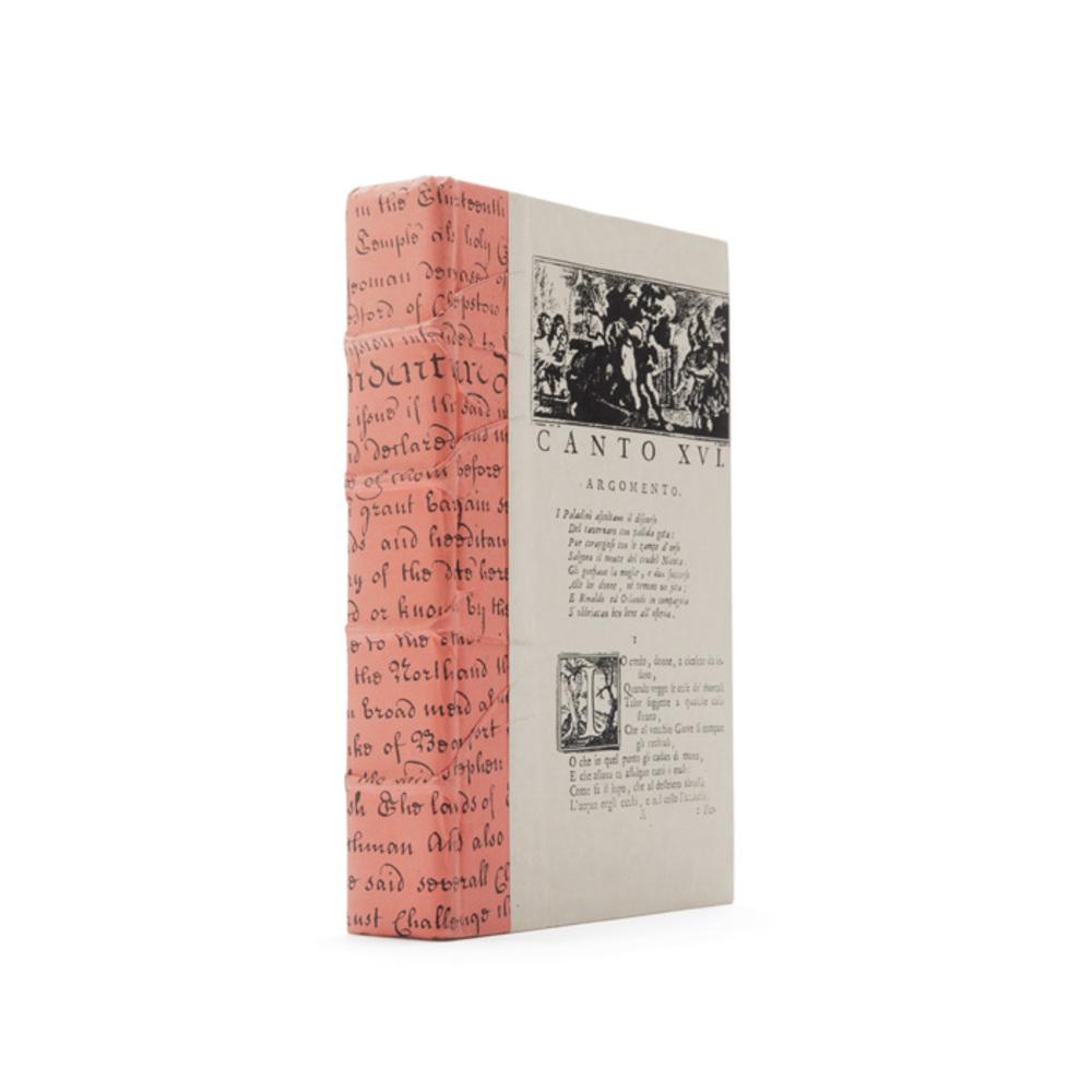 Go Home - Linear Foot of Papaya Script Books