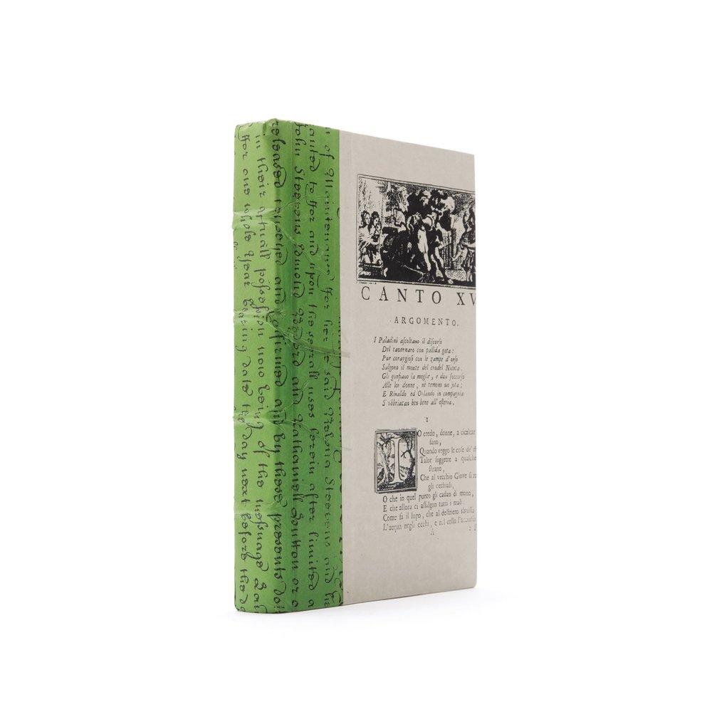 Go Home - Single Clover Script Book